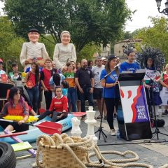 Bilboko Konpartsak anuncia 566 actividades gratuitas en Aste Nagusia
