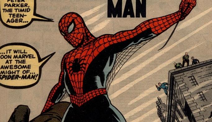 El primer cómic de Spider-Man, uno de los más buscados del mundo, sale a subasta