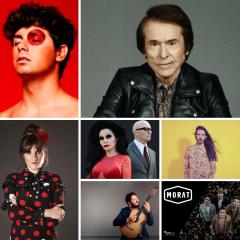 Los conciertos de septiembre en Murcia y de la Feria que no puedes perderte – 2019