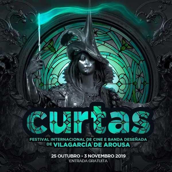 Curtas Film Fest, festival de cortometrajes en Vilagarcía de Arousa