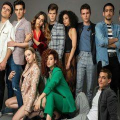 Netflix desvela el estreno de la segunda temporada de 'Élite'