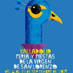 Actividades día 13 de septiembre Feria y Fiestas Valladolid 2019