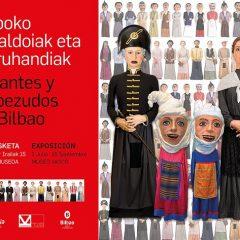 Más visitas guiadas a la exposición Gigantes y Cabezudos del Museo Vasco de Bilbao