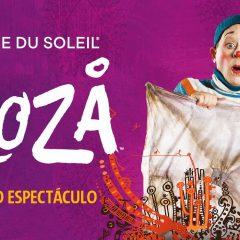 Kooza: Circo del Sol en Málaga