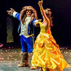 La Bella y la Bestia, la leyenda en Teatro Cervantes en Almería