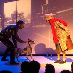 Laika en Teatre L'Atlàntida en Barcelona