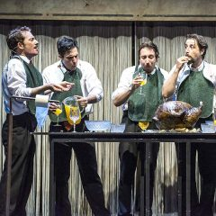 Lehman Trilogy (Sergio Peris-Mencheta) en Teatre Auditori Sant Cugat en Barcelona