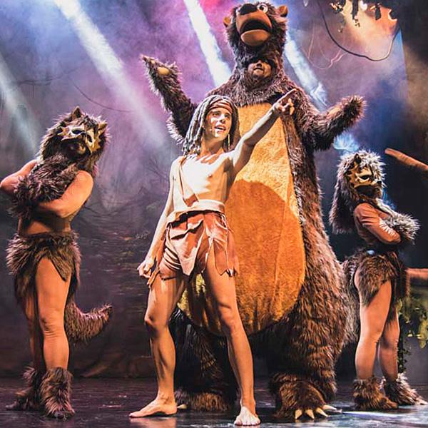 Mowgli, el cachorro humano en Palacio de Congresos y Exposiciones de Granada