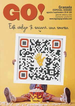 Aquí puedes leer online la Guía del Ocio GO GRANADA Agosto y Septiembre2019