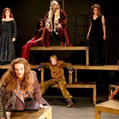 Rey Lear de Atalaya en Teatro Alhambra en Granada