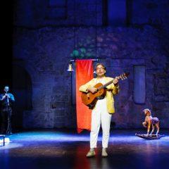 Trovadores y Juglares en el Teatro Cervantes