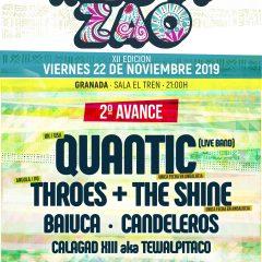 Mestizao 2019 este noviembre en la Sala El Tren Granada