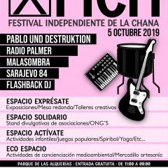 X Festival Independiente de La Chana 2019