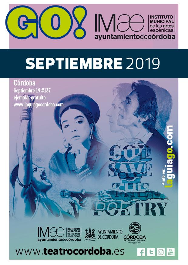 La Guía GO! Córdoba SEPTIEMBRE 19 ¡Ya puedes leerla!