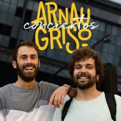 Arnau Griso en Concierto en Auditorio Parque Murcia