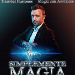 Simplemente Magia en el Teatro Cervantes