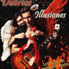 Delirios e Ilusiones en el Teatro Cervantes