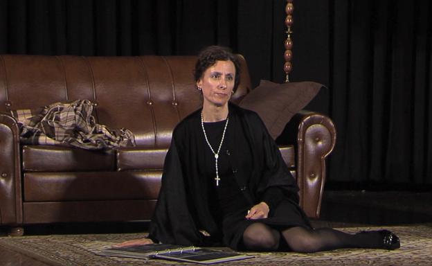 'Con Carmen, cinco momentos' en el Festival de Teatro Aficionado