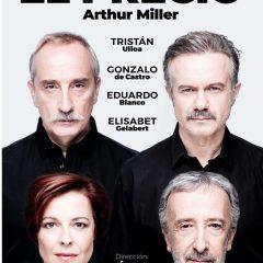 El precio, el clásico de Arthur Miller, teatro en Pontevedra