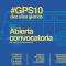 Nueva convocatoria de Girando Por Salas abierta #GPS10