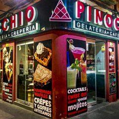 Pinocchio Cafetería Heladería