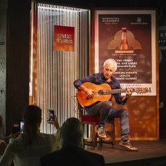 Cervezas Alhambra y el Ayuntamiento de Córdoba presentan Medina Sonora en Madrid