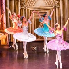 La Bella Durmiente en el Teatro Cervantes – Danza Málaga 2019