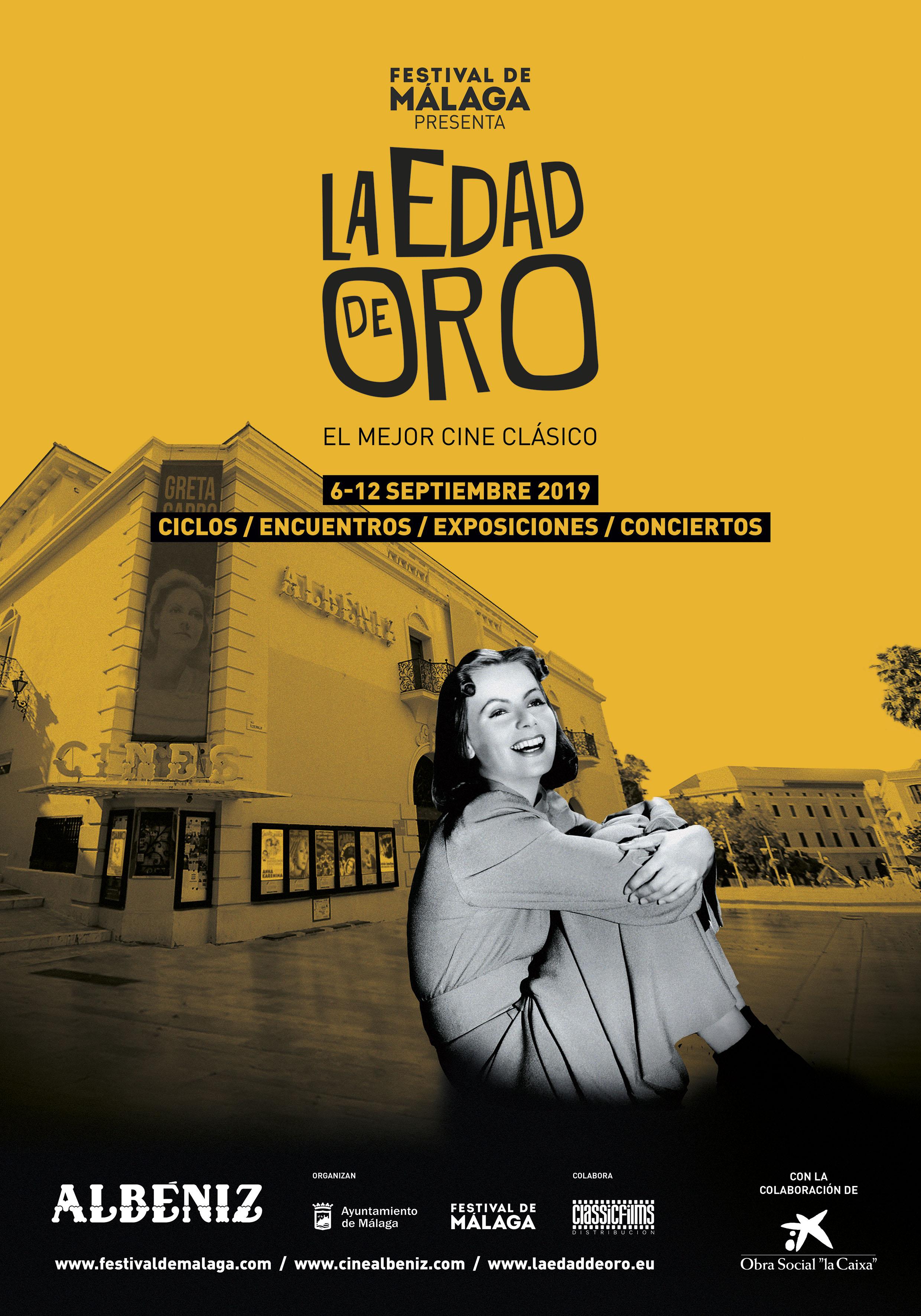 La Edad de Oro - Muestra de cine clásico del Festival de Cine de Málaga