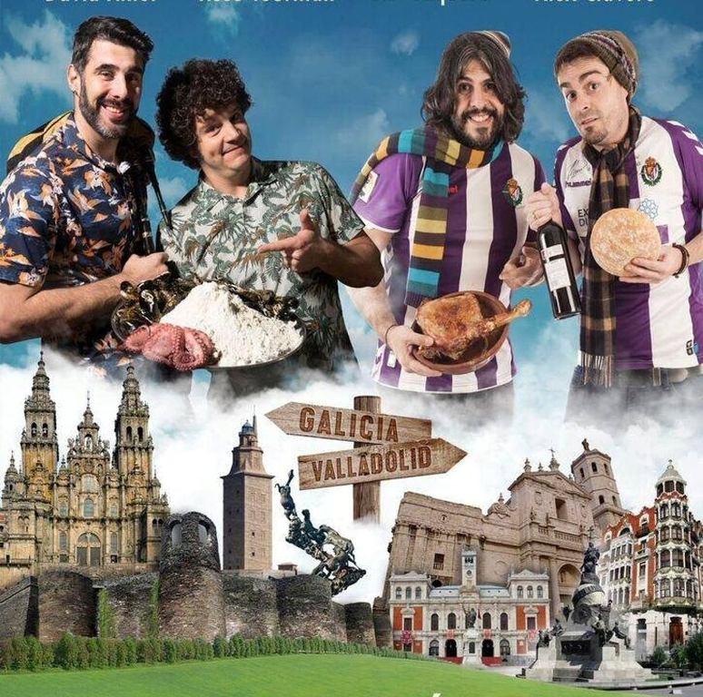Lechazo á feira, espectáculo con Touriñán y David Amor en Vigo