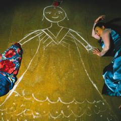 Lenguaje Oculto en el Teatro Cervantes – Danza Málaga 2019