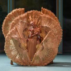 Marie-Antoinette en el Teatro Cervantes – Danza Málaga 2019