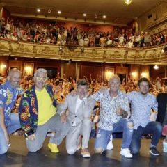 La noche es Comedia llega a Zaragoza