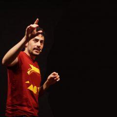 Rafa Frías imparte un taller de iniciación al teatro de improvisación en La Térmica Málaga