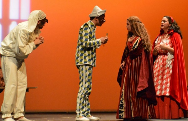 'Romeo e Giulietta' en el 20 Festival de Teatro Aficionado de Torrelavega