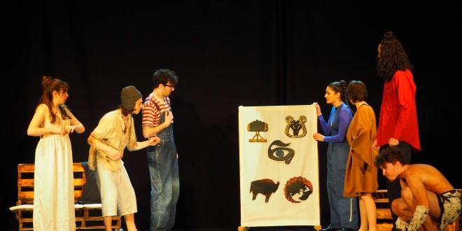 'Tempo' en el 20 Festival de Teatro Aficionado de Torrelavega