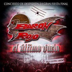 Concierto de Barón Rojo en Zentral Pamplona en Navarra