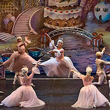 El Cascanueces, ballet en Cangas