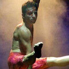 Ballonti se convierte en un Aula de Circo