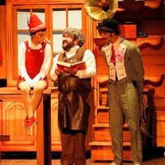 El mundo mágico de Pinocho en Teatro Ramos Carrión en Zamora