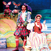 El Príncipe Rana en Teatro Sanpol en Madrid