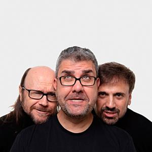 El sentido del humor: Dos tontos y yo en Palacio de Congresos y Exposiciones de Granada