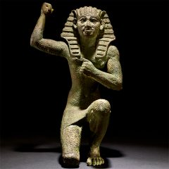 Faraón. Rey de Egipto en CaixaForum Tarragona