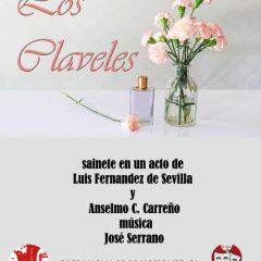 Los Claveles en el Teatro Cervantes