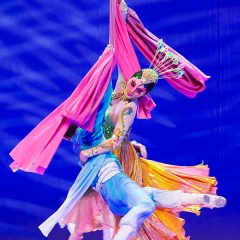 Gran Circo Acrobático Nacional de China en Teatro Cervantes en Almería