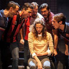Jauría en Pavón Teatro Kamikaze en Madrid