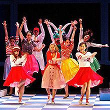 La Ventafocs, el musical amb ritme dels 50 en Jove Teatre Regina en Barcelona