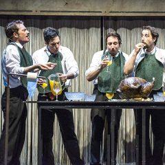 Lehman Trilogy (Sergio Peris-Mencheta) en Teatro Bulevar en Madrid