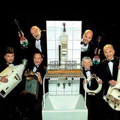 Les Luthiers. Viejos Hazmerreíres en Baluarte en Navarra