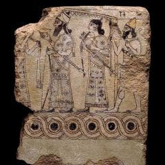 Lujo. De los asirios a Alejandro Magno en CaixaForum Zaragoza