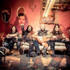 Concierto de Machine Head en La Riviera en Madrid